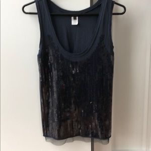🖤J.CREW COLLECTION SPARKLE TANK